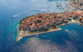 otok Korčula prvi maj agencija Majolka